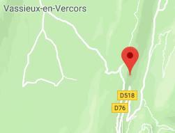 Accès Col de Saint-Alexis